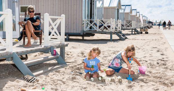 Haagse Strandhuisjes 5 afbeelding