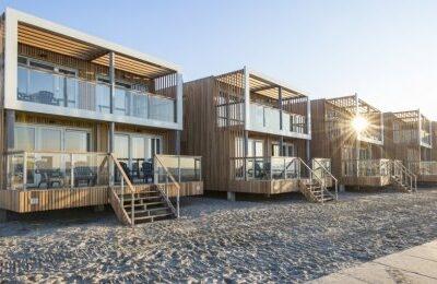 Landal Hoek van Holland | 4-6-pers. beach villa | Typ 4-6SH | Hoek van Holland