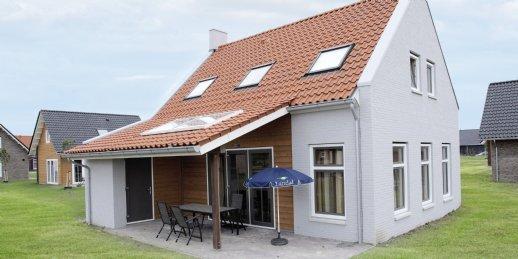 Landal Strand Resort Nieuwvliet-Bad | 8-persoonswoning - luxe | Type 8L | Nieuwvliet-Bad