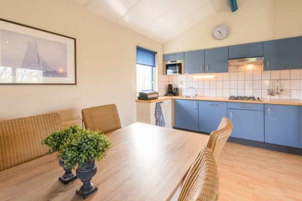 Bornrif Cottage 6 - Nederland - Waddeneilanden - 6 personen - keuken