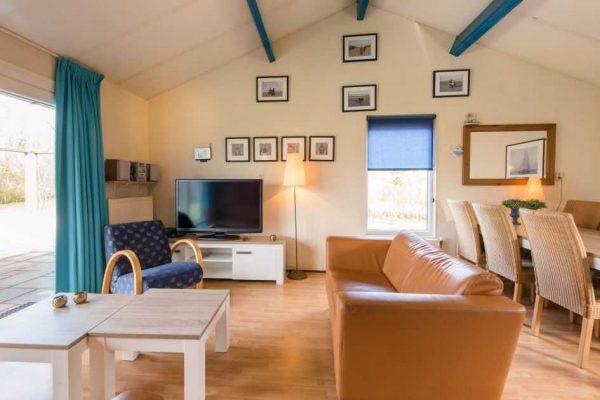 Bornrif Cottage 6 - Nederland - Waddeneilanden - 6 personen - woonkamer