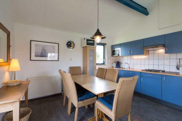 Bornrif Cottage Deluxe 4 - Nederland - Waddeneilanden - 4 personen - keuken