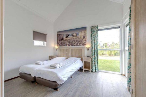 Bungalow 4C - Nederland - Zuid-Holland - 4 personen - slaapkamer