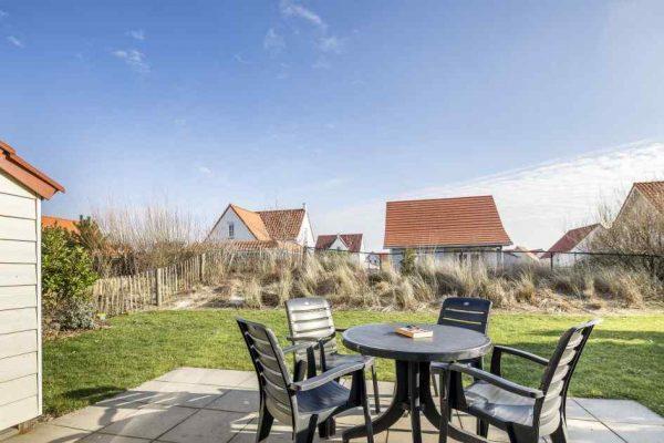 Villa CA4A - Nederland - Zeeland - 4 personen - terras