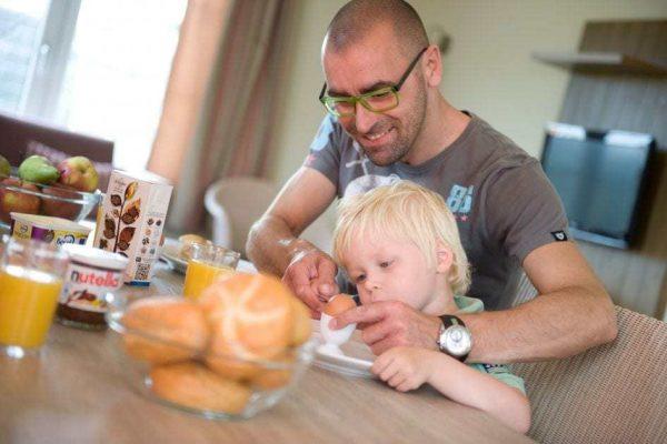 Villa CA4B - Nederland - Zeeland - 4 personen - eettafel