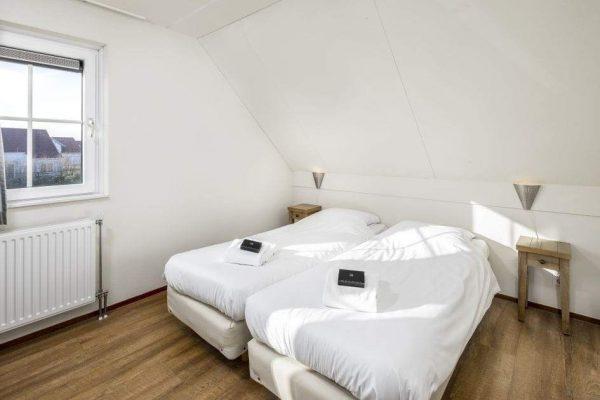 Villa CAL4B - Nederland - Zeeland - 4 personen - slaapkamer