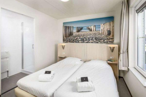 Villa CAL6B - Nederland - Zeeland - 6 personen - slaapkamer