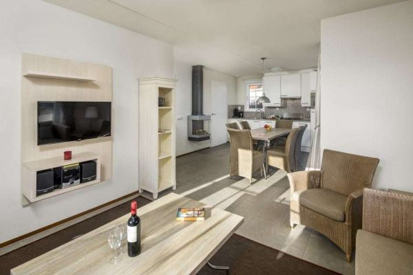 Villa CAL6B - Nederland - Zeeland - 6 personen - woonkamer