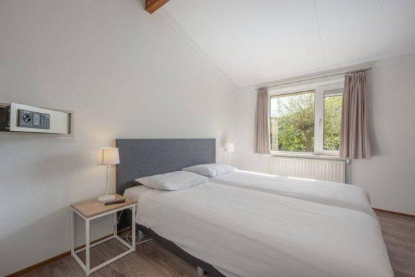 Comfort 4B - Nederland - Zeeland - 4 personen - slaapkamer