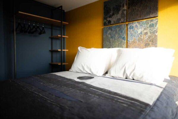 Denim 6 - Nederland - Noord-Holland - 6 personen - slaapkamer