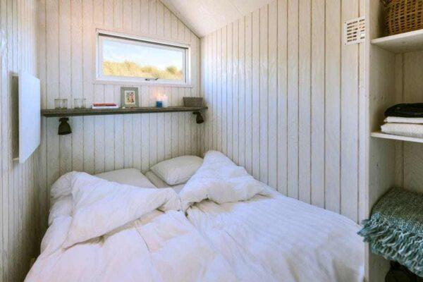Haagse Strandhuisjes 4 - Nederland - Zuid-Holland - 4 personen - slaapkamer