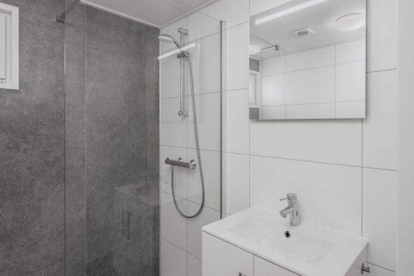 Kinderchalet Comfort 5 - Nederland - Zeeland - 4 personen - badkamer