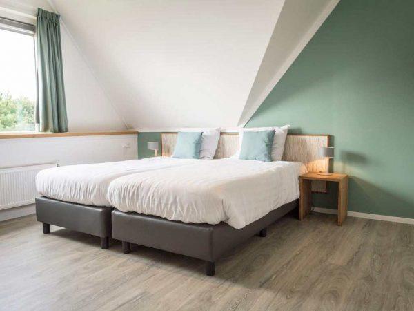 Landal Villapark Vogelmient 4BL - Nederland - Waddeneilanden - 4 personen - slaapkamer
