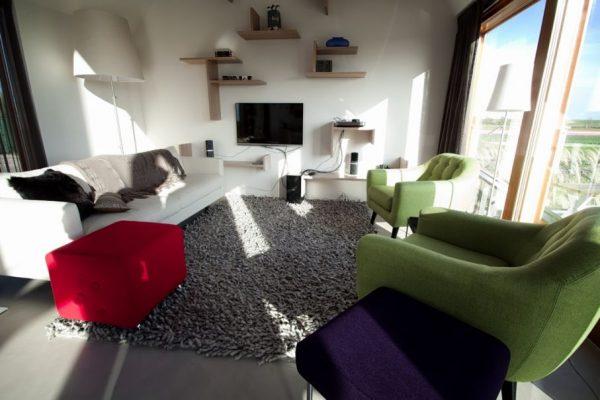 Natuurhuisje in Den hoorn texel 24489 - Nederland - Waddeneilanden - 4 personen - woonkamer