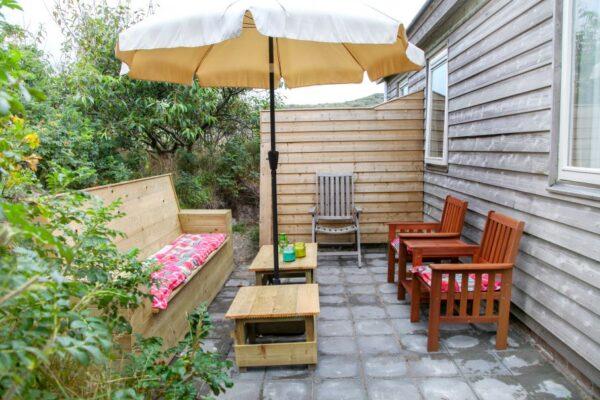 Natuurhuisje in Vlieland 36646 - Nederland - Waddeneilanden - 4 personen - tuin