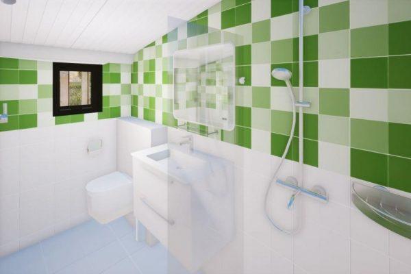 Royal Dune 4 - Nederland - Noord-Holland - 4 personen - badkamer