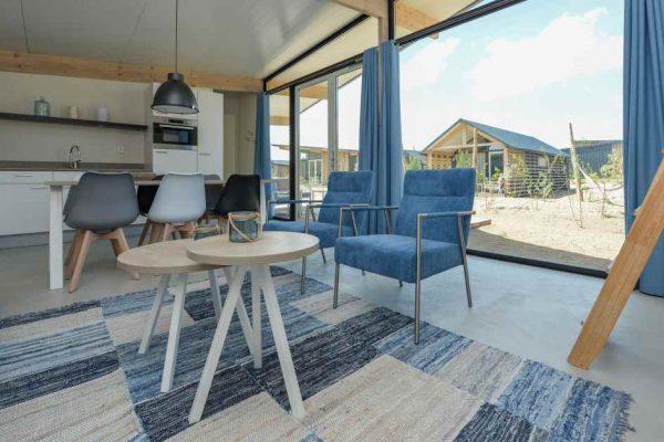 Sea House Family - Nederland - Noord-Holland - 6 personen - woonkamer