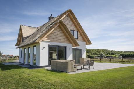 Villa Bouwlust F - Waddeneilanden - De Cocksdorp Texel - 10 personen