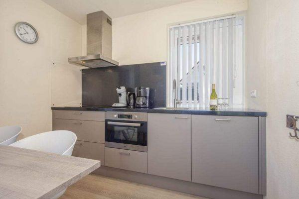 Villa 4A - Nederland - Zeeland - 4 personen - keuken