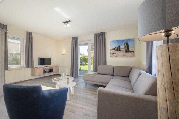 Villa 4A - Nederland - Zeeland - 4 personen - woonkamer