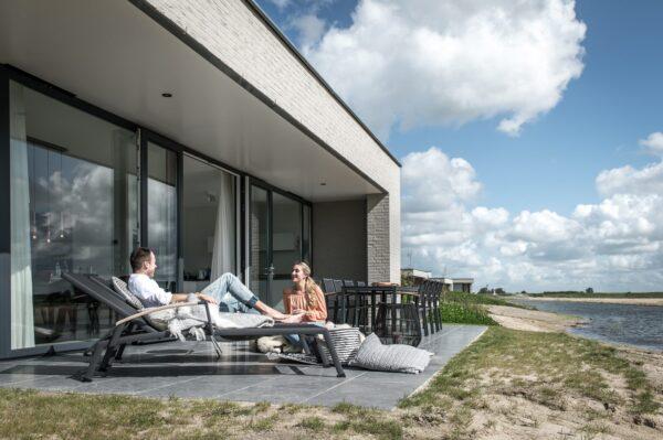 Zandbank 9   De Groote Duynen - Zeeland - Kamperland -  personen