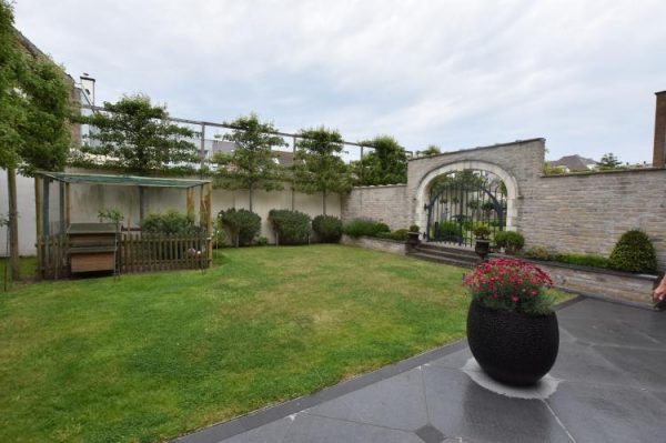Gite 46 - België - West-Vlaanderen - 6 personen - omheinde tuin