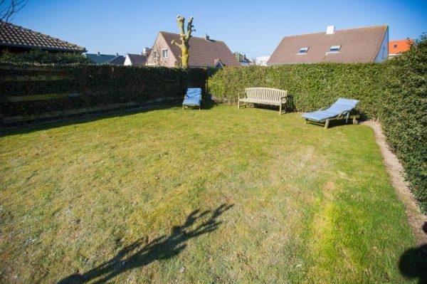 Ten Poele - België - West-Vlaanderen - 8 personen - omheinde tuin