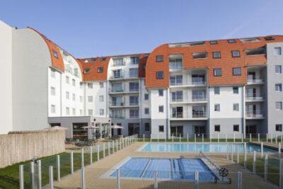 Residence Zeebrugge 1 - West-Vlaanderen - Zeebrugge - 5 personen