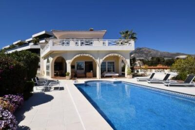 Villa Louise - Costa del Sol - Benalmádena - 8 personen