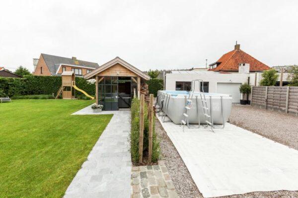 Villa Arthur - België - West-Vlaanderen - 10 personen - zwembad
