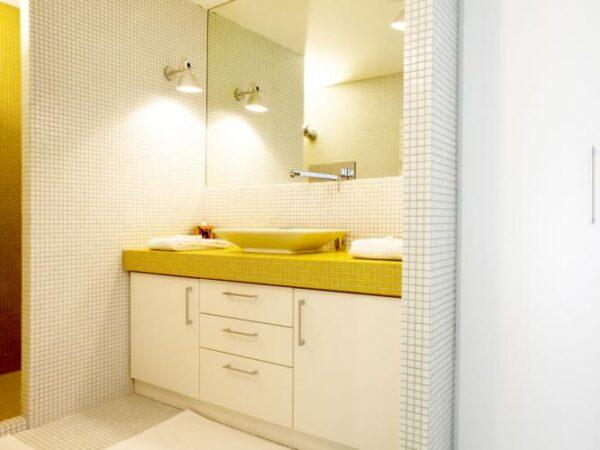 Villa de la Baie - Frankrijk - Bretagne - 6 personen - badkamer