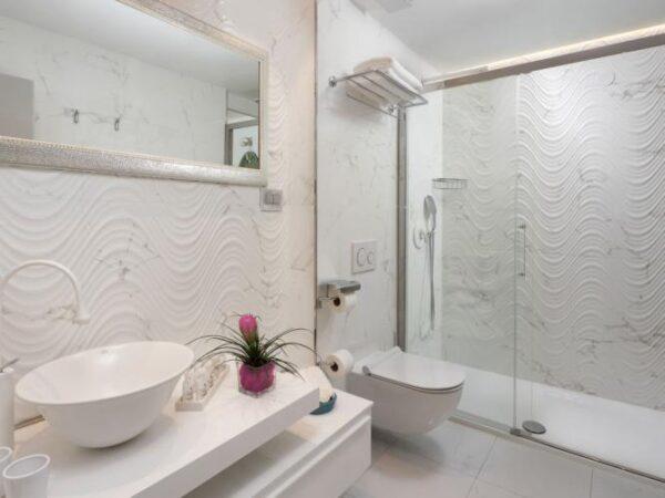 Vlastelini II - Kroatië - Istrië - 10 personen - badkamer