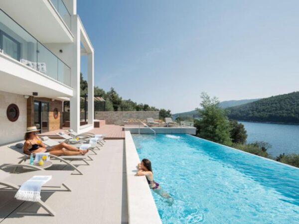 Vlastelini II - Kroatië - Istrië - 10 personen - zwembad