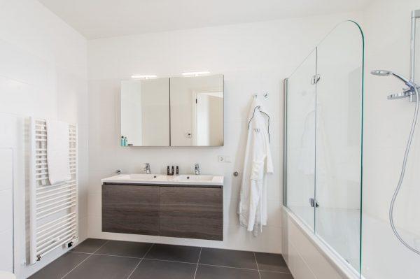 Zandbank 25 | De Groote Duynen - Nederland - Zeeland - 6 personen - badkamer