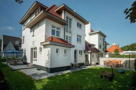 Villa Schelp en Strand - West-Vlaanderen - Duinbergen - 12 personen