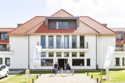 Residence Westende 1 - West-Vlaanderen - Westende - 4 personen