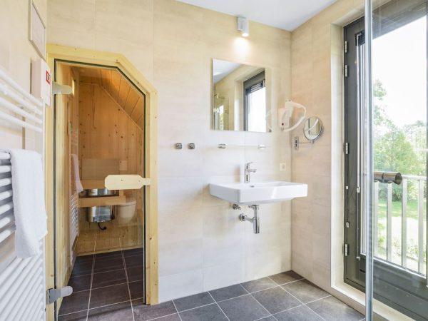 Landal Berger Duinen 4EL - Nederland - Noord Holland - 4 personen -badkamer