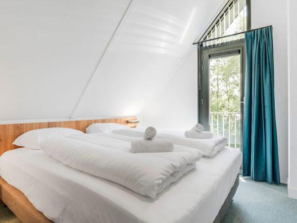 Landal Berger Duinen 4EL - Nederland - Noord Holland - 4 personen - slaapkamer